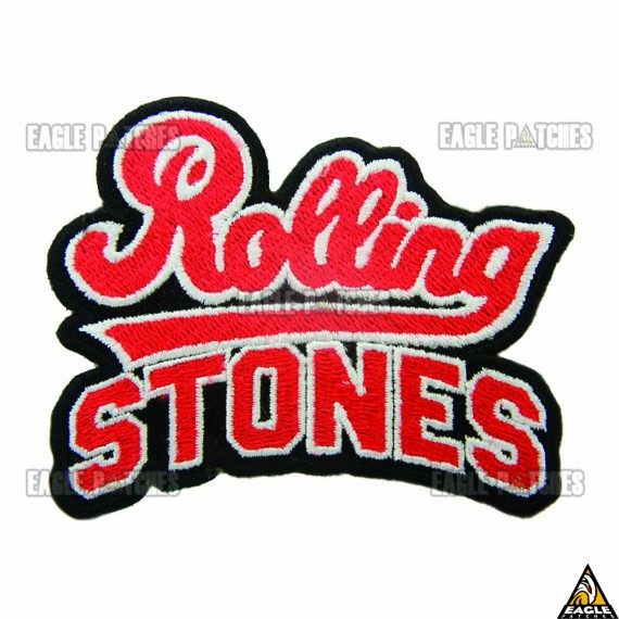 Patch Bordado The Rolling Stones