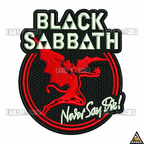 Black,Sabath,Never,Say,Die