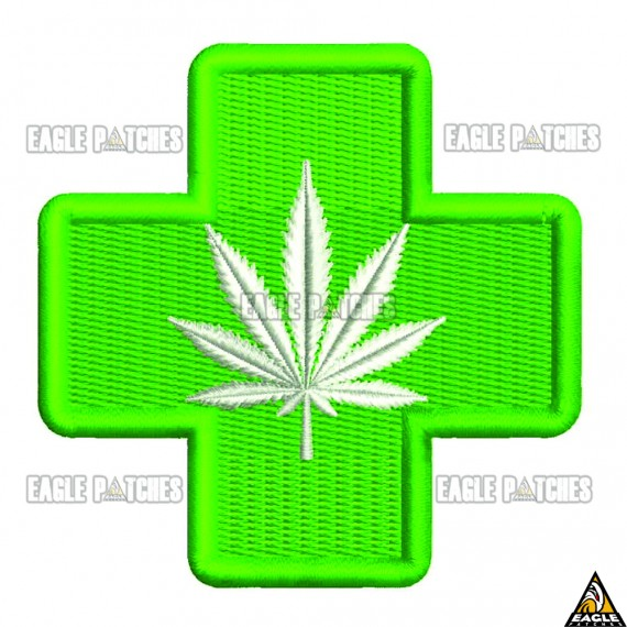 Patch  Bordado Medical THC