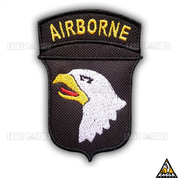 Patch Bordado Airborne