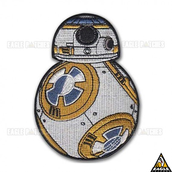 Patch Bordado Star Wars - BB8