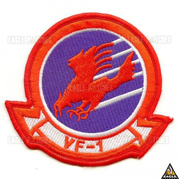 Patch Bordado Top Gun - VF-1