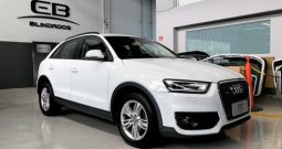 Audi Q3 2.0T Attraction 2013
