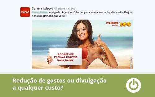 O Twitter da Itaipava – o que há por trás das ações de marketing de uma empresa?