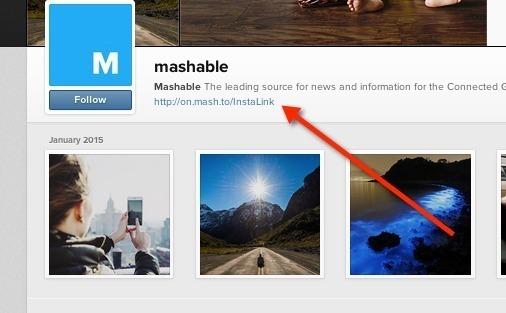 Mensurar resultados no Instagram através de link na bio