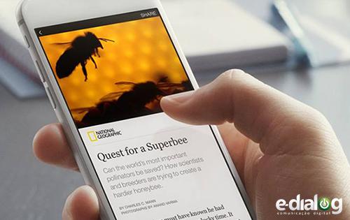 Facebook Media agora tem conteúdo desenvolvido para o Brasil