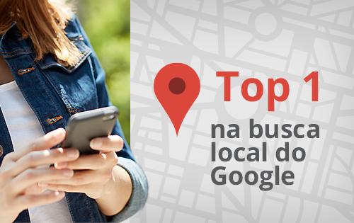 Top 1! Como criar uma estratégia de marketing do Google Maps para dominar os resultados locais
