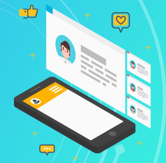 ilustração-interface-postgrain-aplicativos-para-o-crescimento-da-empresa
