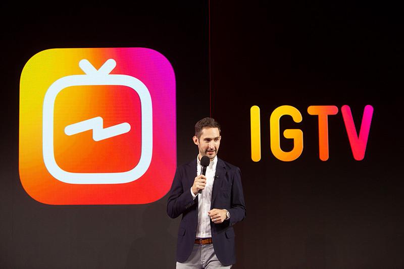 O que é IGTV