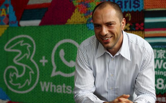 Jan Koum, do Whatsapp, tem muitos motivos para sorrir