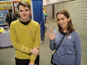 Star Trek Dating é uma solução para quem não pode ir aos encontros de fãs