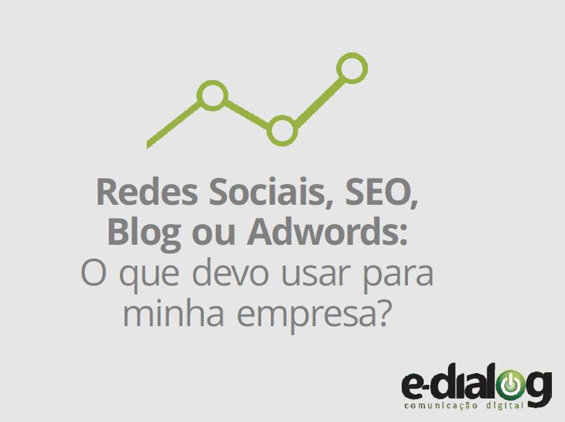 qual rede social marketing digital