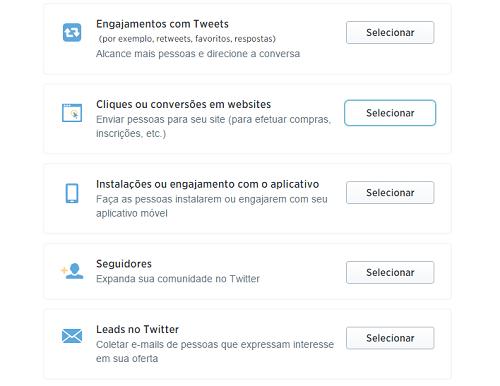 Twitter Ads liberados no Brasil