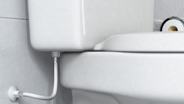 Vazamento de caixa acoplada: como resolver
