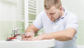 Como mudar a torneira de lugar com segurança e eficiência