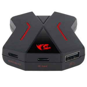 Adaptador Teclado E Mouse Redragon Eris Para PS4/Xbox One/Switch - GA-200