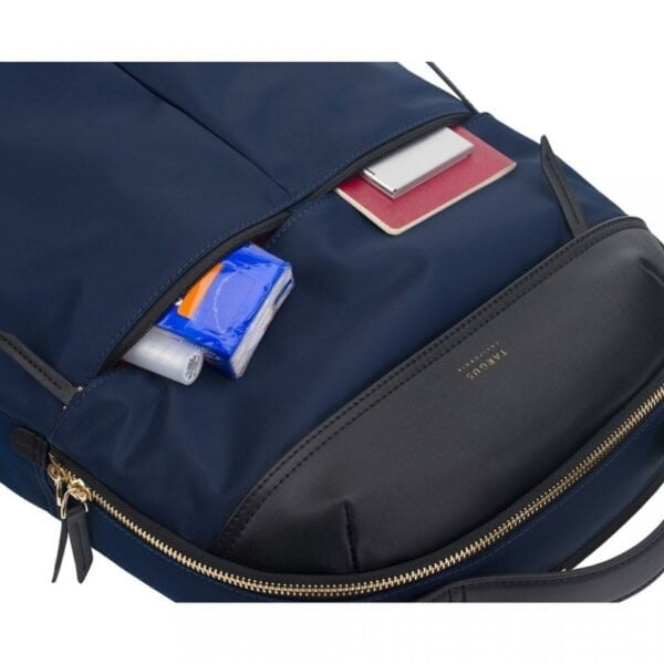 """Bolsa Targus Para Notebook Até 15"""" Newport Azul – TSB94501"""