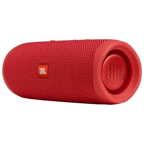 Caixa de Som Bluetooth JBL Flip 5 À Prova D´Água - Vermelha