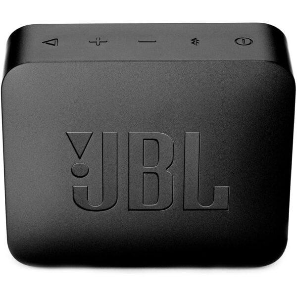 Caixa de Som JBL Bluetooth Go 2 À Prova D´Água - Preta