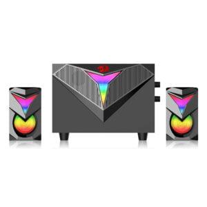Caixas de Som Gamer Redragon Toccata RGB - GS700