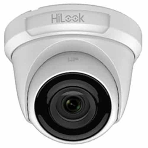 Câmera DOME Hilook Hikvision IR30M 1MP 2.8mm IP67 – IPC-T200