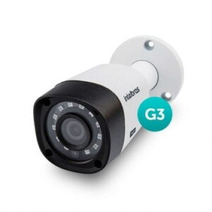 Camera Intelbras Multi HD Bullet VHD 3120b G3 720p 20Mts 2.8mm HDCVI, HDTVI, AHD, ANALÓGICO