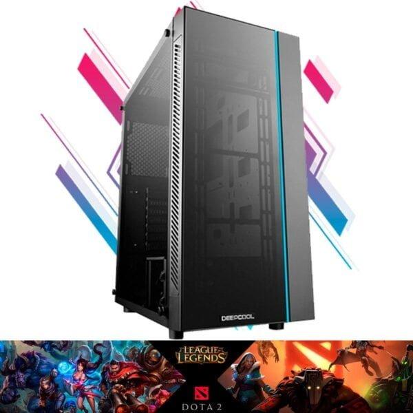 Computador Gamer Moba RX VEGA 8, Ryzen 3 3200G, 8GB, 1TB