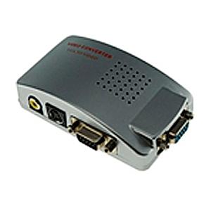 Conversor PC/TV VGA Para Vídeo Composto (RCA)