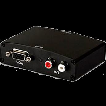 Conversor VGA + audio para HDMI