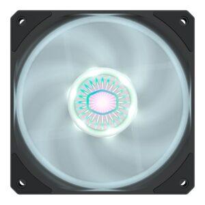 Cooler FAN Cooler Master SickleFlow, LED Branco, 120mm