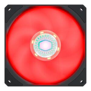 Cooler FAN Cooler Master SickleFlow, LED Vermelho, 120mm