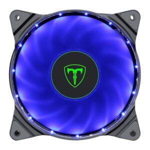 Cooler FAN T-Dagger, LED Azul, 120mm