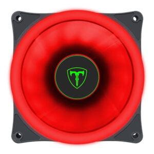 Cooler FAN T-Dagger, LED Vermelho, 120mm