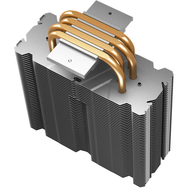 Cooler para Processador DeepCool Gammaxx 400 V2 LED Red, 120m - DP-MCH4-GMX400V2-RD