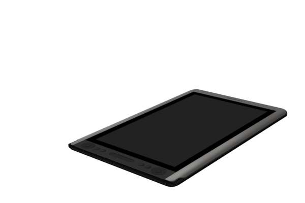 Display Interativo Huion Kamvas Pen Display 15,6 - GT-156HD V2
