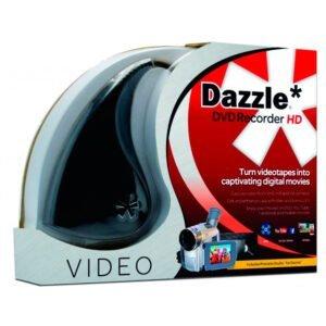 Dispositivo de Captura Analógica Dazzle/Pinnacle DVD Recorder HD - DVCPTENAM