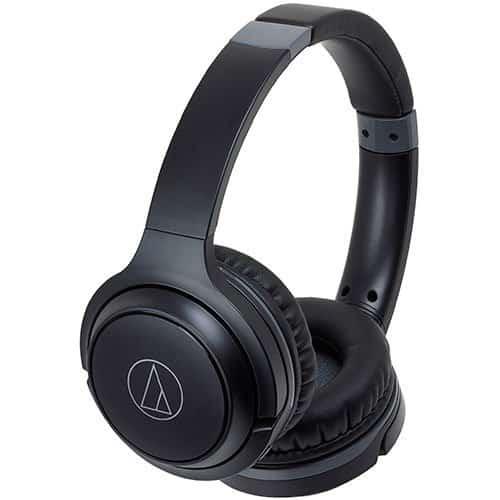 Fone de Ouvido Com Microfone Sem Fio Bluetooth Audio-Technica - Ath-S200BT