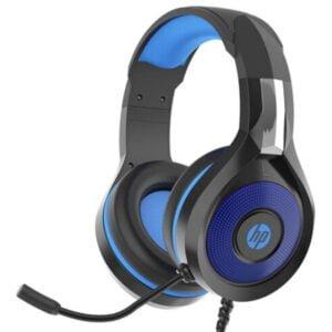 Fone Headset com Microfone HP Dobrável DHE-8010 - Preto