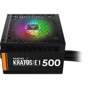 Fonte de Alimentação Gamdias Kratos ATX 500W