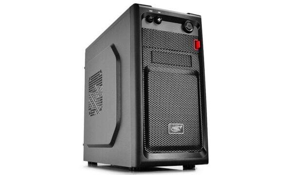Gabinete DeepCool Smarter Micro-ATX/Mini-ITX sem Fonte