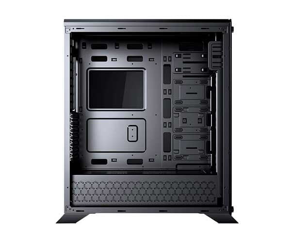Gabinete Gamer RGB Chroma ATX Full Tower Redragon Ironhide - GC801