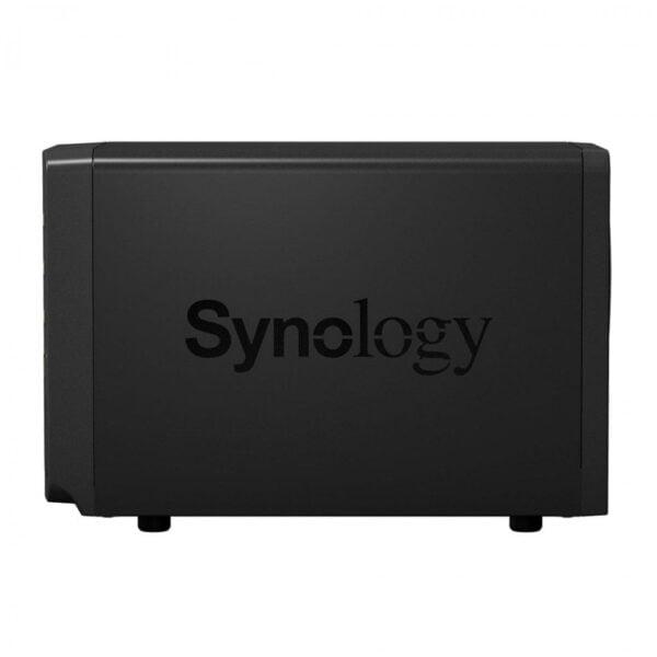 HD Externo Nas Synology Diskstation 2 Baias Quad Core 1.5/2.3 GHz – DS718+