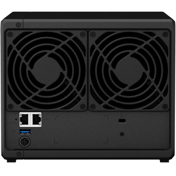 HD Externo Nas Synology Diskstation 4 Baias Dual Core 2.0/2.5 GHz – DS418play
