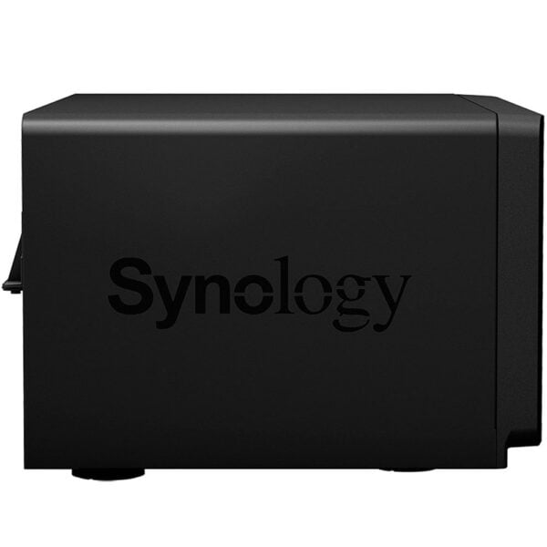 HD Externo Nas Synology Diskstation 8 Baias Quad Core 2.1 GHz – DS1819+