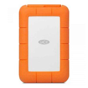HD Externo Portátil 2TB LaCie Rugged USB-C USB3.0 - STFR2000800