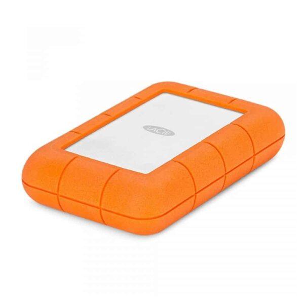 HD Externo Portátil 4TB LaCie Rugged RAID Pro USB-C USB3.0 - STGW4000800