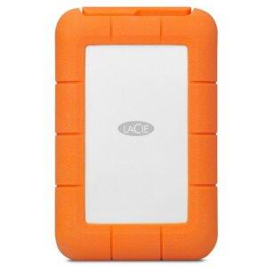 HD Externo Portátil LaCie Rugged Triple 1TB USB 3.0 FireWire 800 - STEU1000400