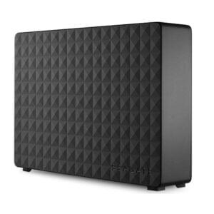 HD Externo Seagate Expansion Desktop 8TB, USB - Preto