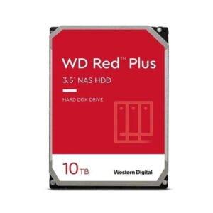 HD Interno 10TB Nas WD RED Plus Sata 3 6Gb/S WD101RFBX