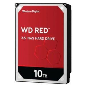 HD Interno 10TB Nas WD RED Sata 3 6Gb/S WD100EFAX